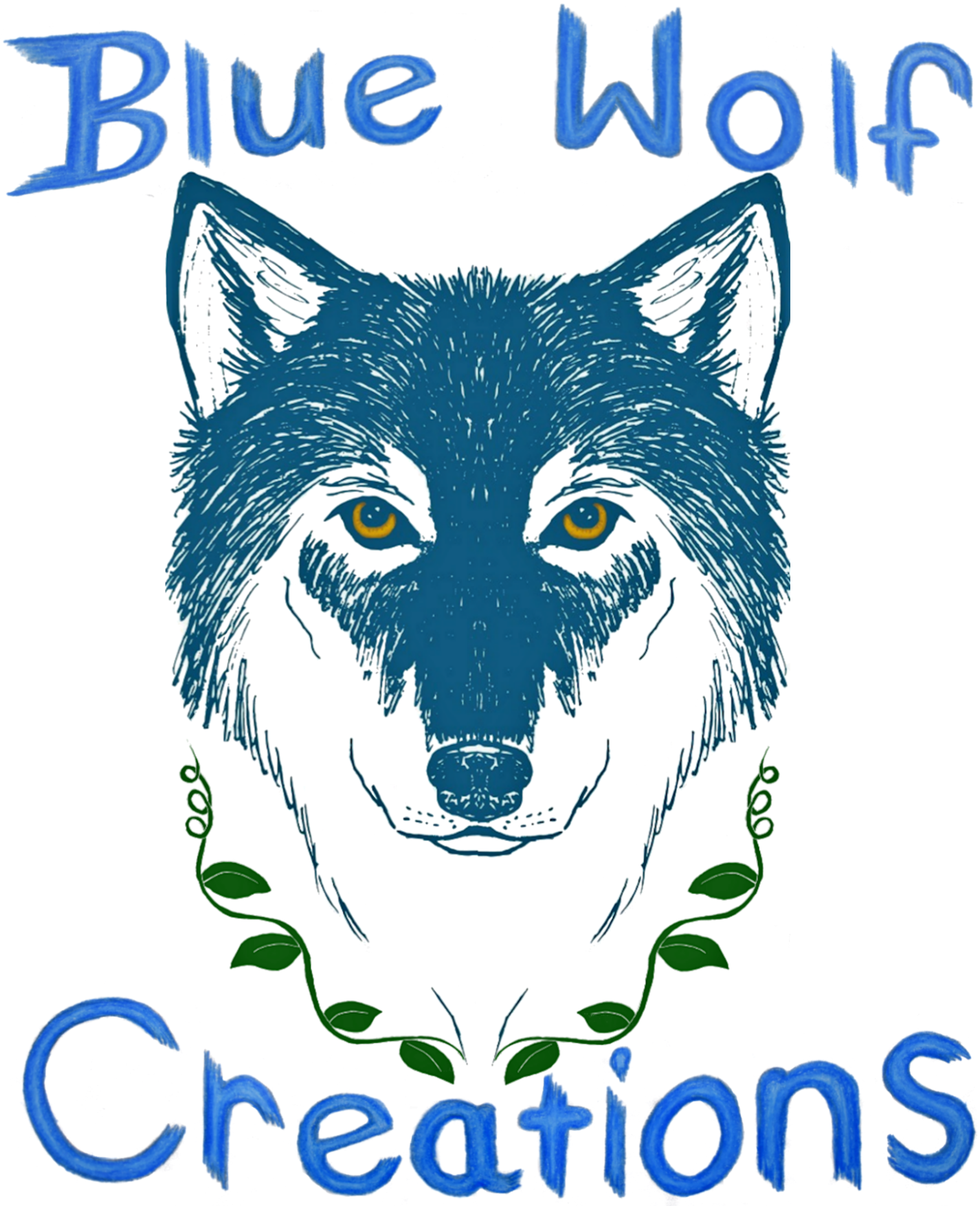 Blue Wolf Creations